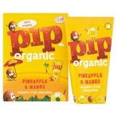 Pip Organic Pineapple & Mango Smoothie Wedges