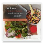 Mediterranean Pan Fry with Sundried Tomato Sauce Waitrose