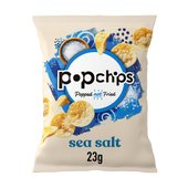 Popchips Sea Salt Potato Crisps