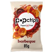 Popchips Barbeque Popped Potato Crisps