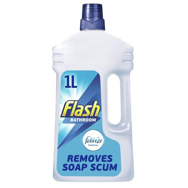 Flash Bathroom Cleaner Liquid ...