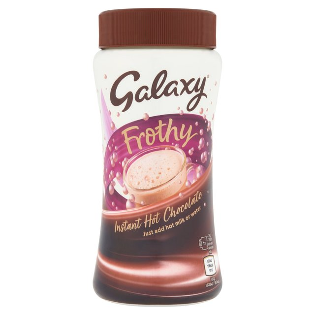 Galaxy Ultimate Frothy Hot Chocolate