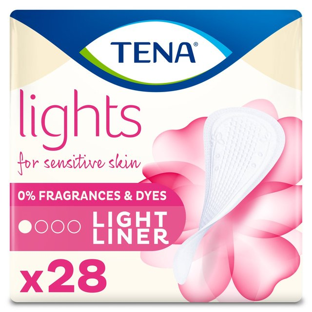 Tena Lady Lights Light Liners