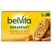 Belvita Honey & Nut Breakfast Biscuits