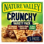 Nature Valley Crunchy Variety Pack Cereal Bars