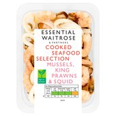 Essential Waitrose Seafood Selection