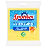 Spontex Sponge Cloths