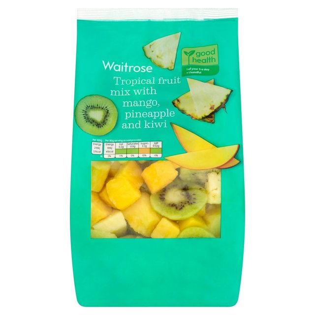 Frozen Tropical Smoothie Mix Waitrose