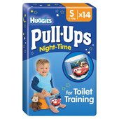 Huggies Small Pull-Ups Night-Time Boys