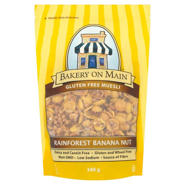 Bakery On Main Banana Nut Muesli