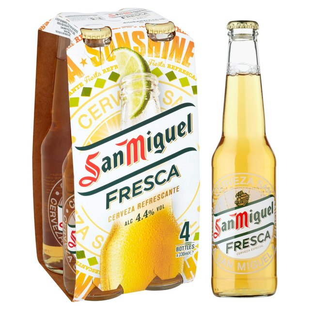 San Miguel Beer Light 330ml