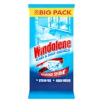 Windolene Wipes Glass & Shiny Surfaces