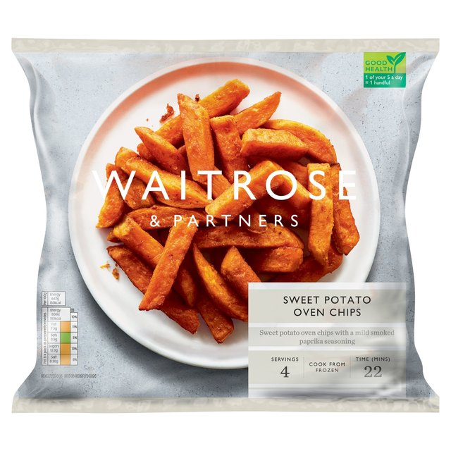 Sweet Potato Chips Waitrose Love Life