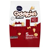 Jacobs Oddities Bacon Multipack 25g x