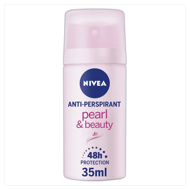 Nivea Pearl & Beauty Travel Deodorant Spray
