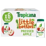 Tropicana Little Bottles Apple Juice