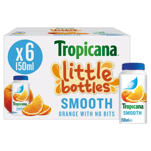 Orange Juice Ingredients Tropicana Tropicana Kids Orange Juice