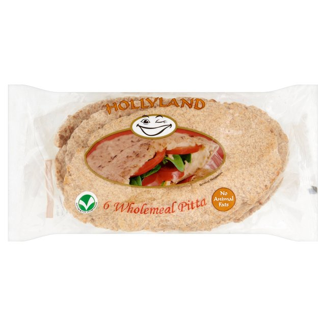 Hollyland Wholemeal Pitta