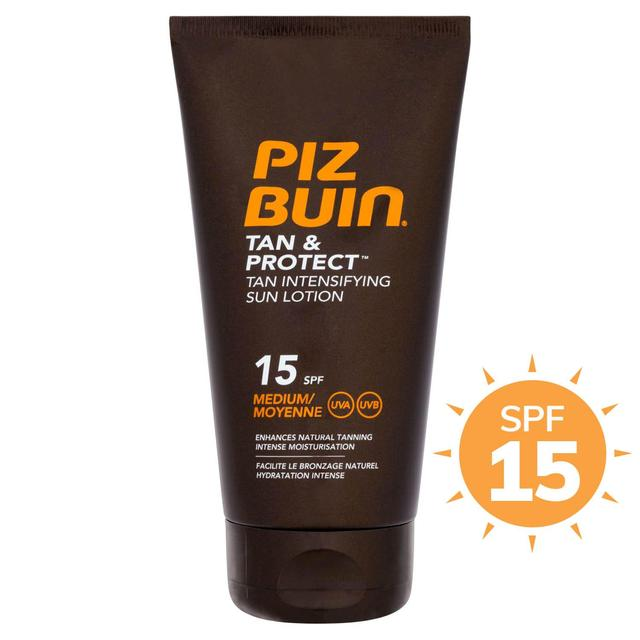 Piz Buin Tan & Protect Tan Intensifying Lotion SPF 15
