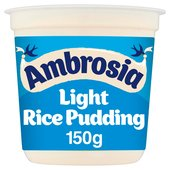 Ambrosia Light Rice Pudding