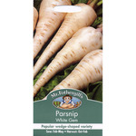 Mr Fothergill's Seeds - Parsnip White Gem
