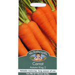 Mr Fothergill's Seeds - Carrot Autumn King 2