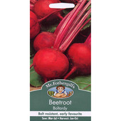 Mr Fothergill's Seeds - Beetroot Boltardy