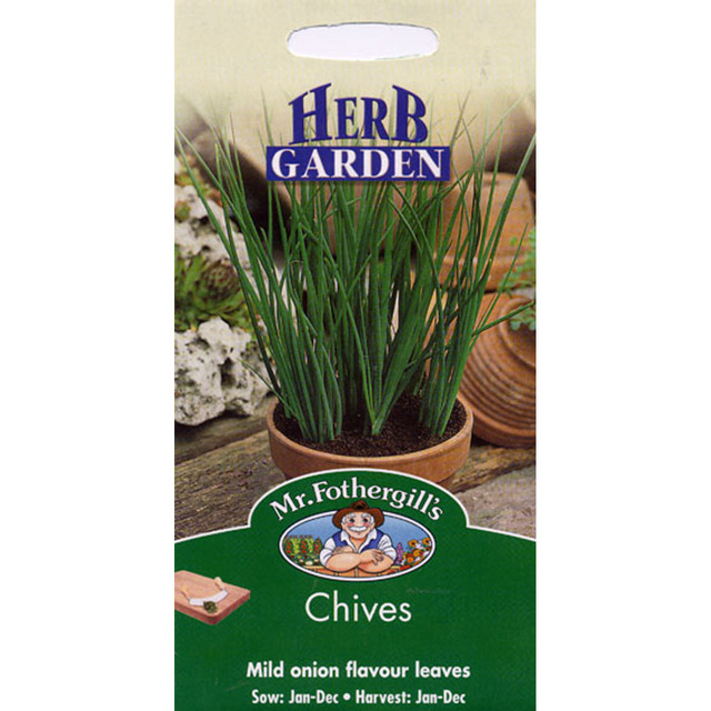 Mr Fothergill's Seeds - Chives