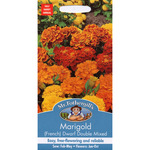 Mr Fothergill's Seeds - Marigold (French) Dwarf Double Mixed