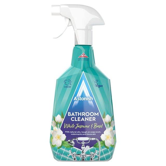 Astonish Bathroom Cleaner Ml From Ocado - Bathroom cleanser