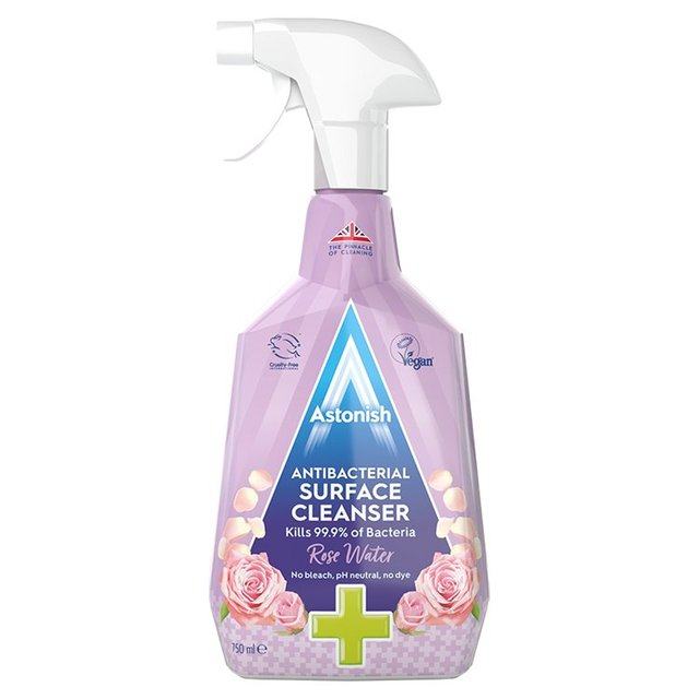 Astonish Cleaner: Astonish Anti Bacterial Spray