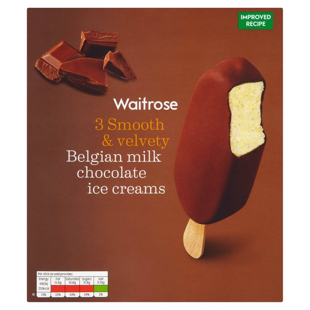 Belgian Milk Chocolate Ice Cream Waitrose