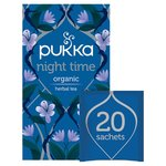 Pukka Organic Night Time Tea Bags
