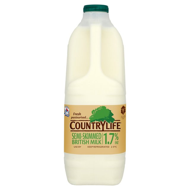 Country Life Semi Skimmed Milk
