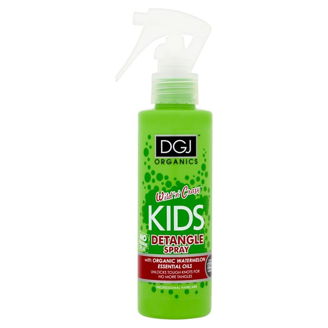 DGJ Kids Watermelon Hairjuice Detangling Spray