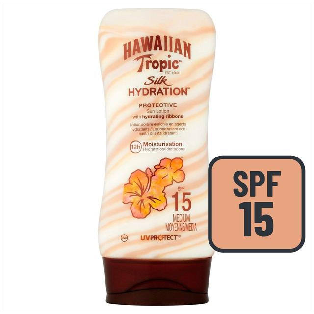 Hawaiian Tropic Silk Hydration SPF 15