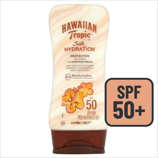 Hawaiian Tropic Silk Hydration Sun Lotion SPF 50