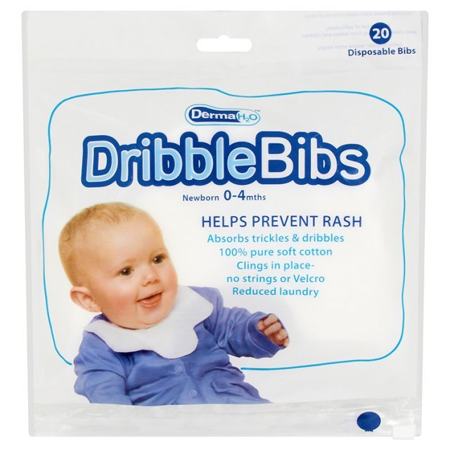 WaterWipes Dribble Bibs