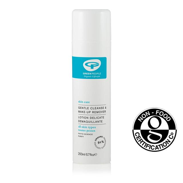 Green People Organic Gentle Cleanse & Makeup Remover