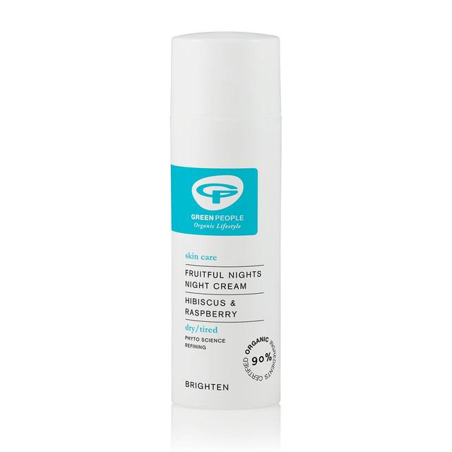 Green People Organic Night Cream, Fruitful Nights