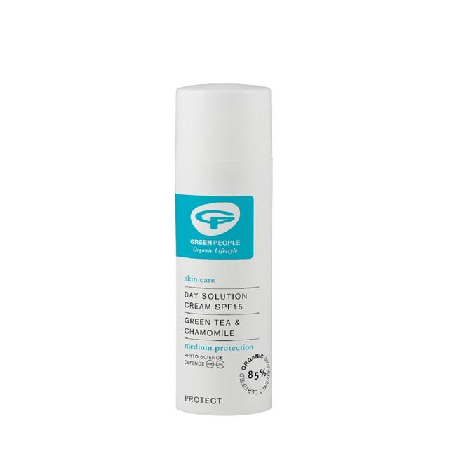 Green People Organic Day Solution Cream SPF15