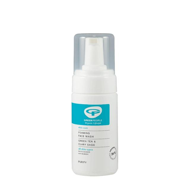 Green People Organic Foaming Face Wash