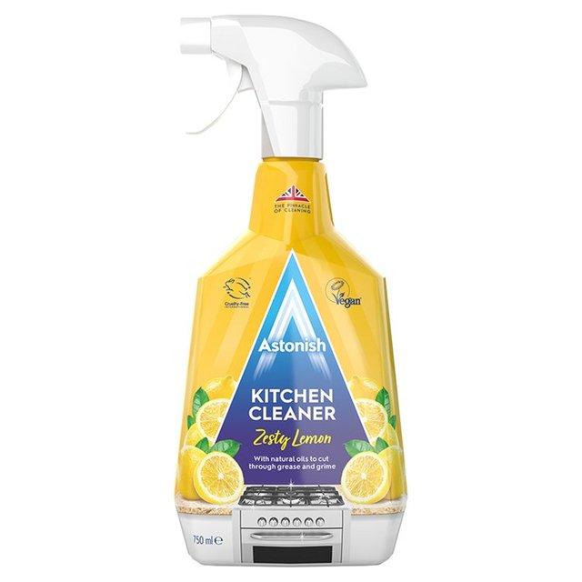 Kitchen Cleaner: Astonish Kitchen Cleaner 750ml From Ocado