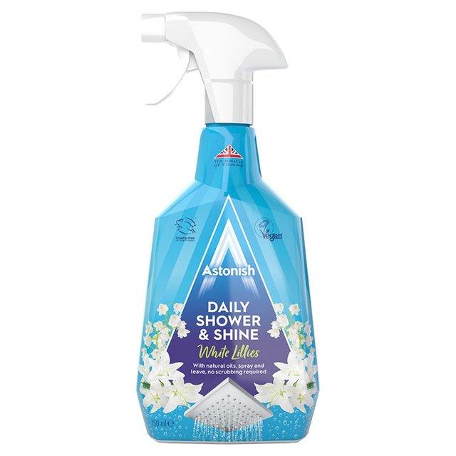 Astonish Cleaner: Astonish Shower Self Clean Spray