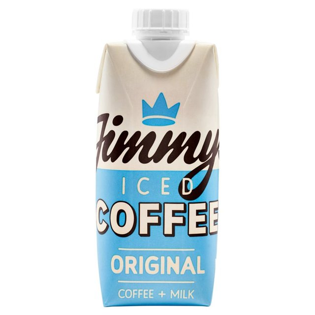 Jimmy's Iced Coffee Original 330ml From Ocado