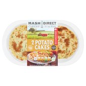 Mash Direct 2 Potato Cakes