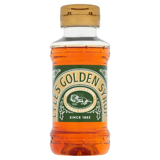 Lyle's Squeezy Golden Syrup