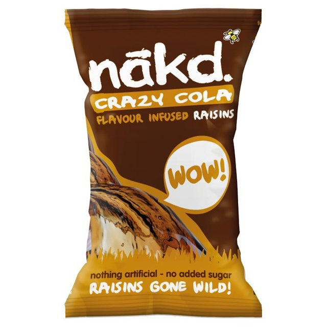 Nakd Cola Raisins