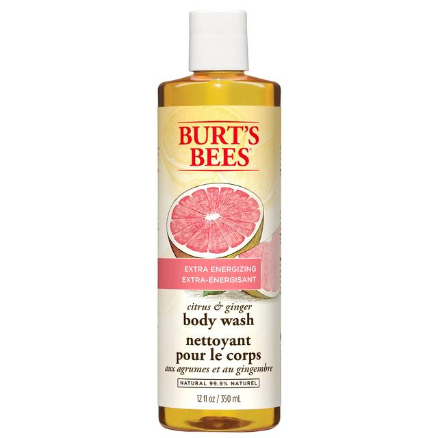 Burt's Bees Citrus & Ginger Root Body Wash