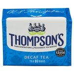 Thompsons Punjana Decaffeinated Tea Bags
